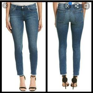 Joe's Jeans Skinny Ankle Blanche